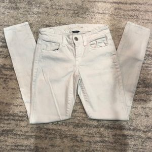American Eagle white jeans - size 4